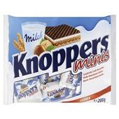 Knoppers koek zak 200 gram