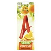 Appelsientje sinaasappelsap met extra vruchtvlees