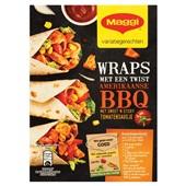 Maggi maaltijdpakket Wraps bbq
