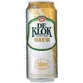 De Klok De Klok Speciaalbier Blond Blik 50 Cl