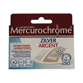 Mercuro Pleister Zilver technologie