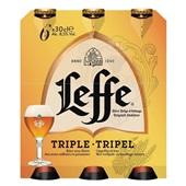Leffe Tripel Speciaalbier Fles 6X30 Cl