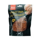 Best for your Friend Hondensnack Kipfilet naturel small