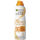 Ambre Solaire Zonnebrand Dry Protect Spray factor 50