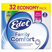 Edet toiletpapier Family Comfort