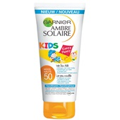 Ambre Solaire Kids Zonnebrand Easy Protect factor 50 voorkant