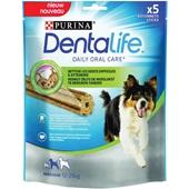 Nestlé Hondensnack Dentalife medium voorkant