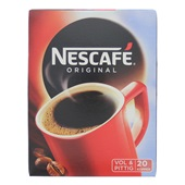 Nescafé Oploskoffie Original Sticks
