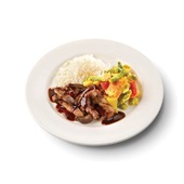 Culivers (39) babi ketjap, karee djawa en witte rijst