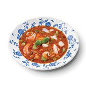 Culivers (78) bouillabaise zoutarm