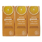 Gwoon Sinaasappelsap 6-pack