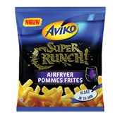 Aviko Supercrunch airfryer frites voorkant