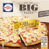 Wagner Big Pizza Extra cheese