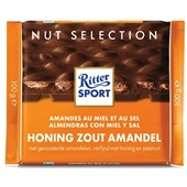 Ritter Sport Honing Zout Amandel