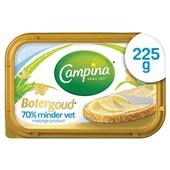 Campina Botergoud 70% minder vet