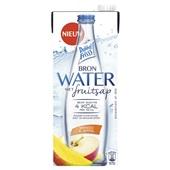 DubbelFrisss bronwater met fruitsap mango-appel