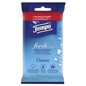 Tempo Fresh To Go Vochtige Doekjes Voor Handen En gezicht