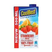 Coolbest Strawberry hill voorkant