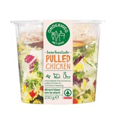 Spar lunchsalade pulled chicken