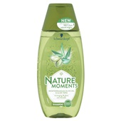 Nature Moments Shampoo Mediterranean Olive Oil & Aloë Vera