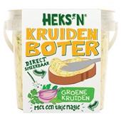 Heksnkaas boter groene kruiden