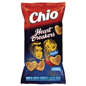 Chio Heartbreakers chips paprika