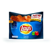 Lay's sharing bag paprika