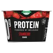 Melkunie protein aardbei