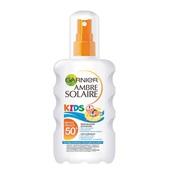 Ambre Solaire Kids Zonnebrand Spray factor 50