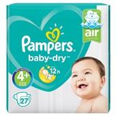 Pampers Baby Dry luiers 4+ Maxi Plus luiers
