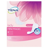 Tena Lady Incontinentie Inlegkruisjes Mini Magic