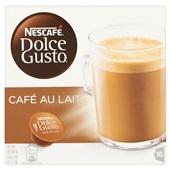 Nescafé Dolce Gusto Koffiecups Café Au Lait voorkant