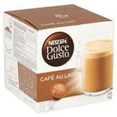 Nescafé Dolce Gusto Koffiecups Café Au Lait achterkant