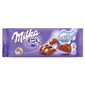 Milka Chocolade Tablet Bubbly