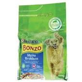 Bonzo Hondenvoer Menu Brokken Met Kip En Groenten