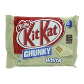 Kit Kat Chunky Chocolade White 4-Pack