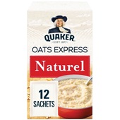 Quaker Havermout Oats Express Naturel