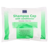 Shampoo cap Met Conditioner