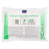 Shampoo cap Met Conditioner achterkant