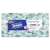 Tempo Original Tissues 4-Laags