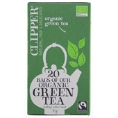 Clipper Thee Organic Green Tea