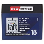 Taft Electro Force Haarstyling Power Gel