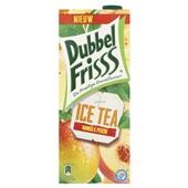 DubbelFrisss Ice tea mango/perzik