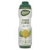 Teisseire Citroen/Limoen 0