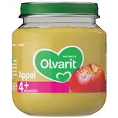 Olvarit Baby/Peuter Fruithapje Appel