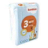 Bumblies Luiers 3 Midi
