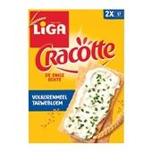 Lu Cracottes Crackers Volkoren