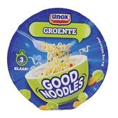 Unox Good Noodles Groente achterkant