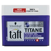 Taft Titane Haargel Power gel