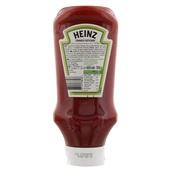 Heinz Ketchup Top Down achterkant